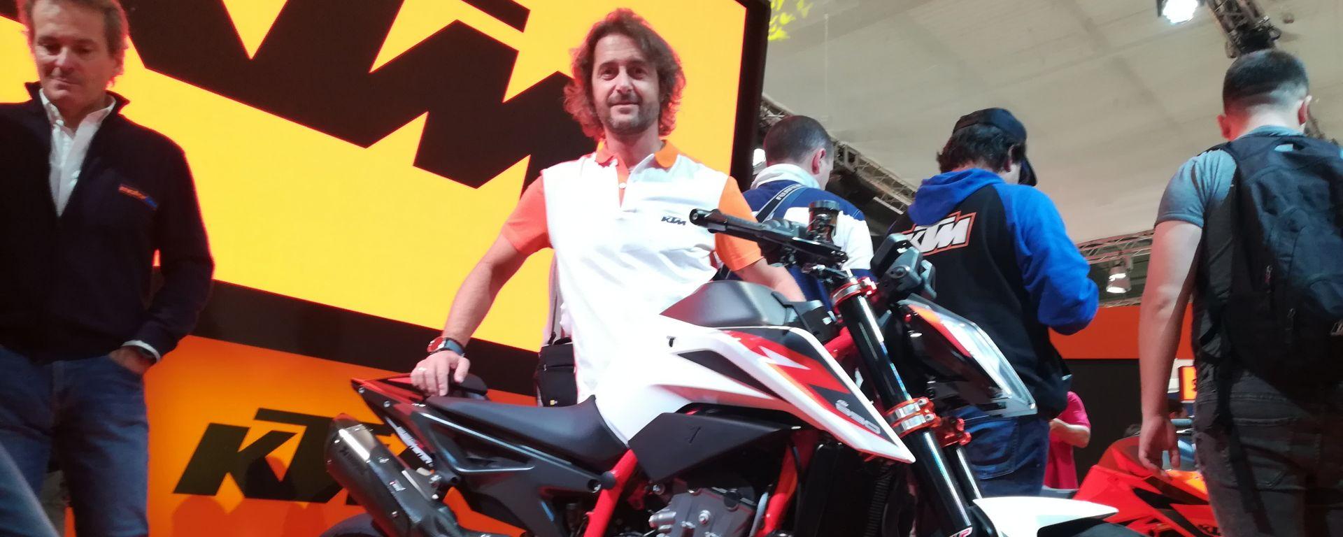 Paolo Fabiano KTM PR & MARKETING MANAGER ITALY