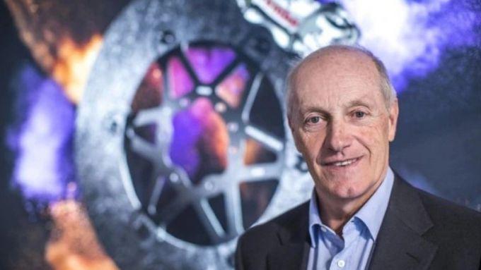 Paolo Magri: presidente ANCMA