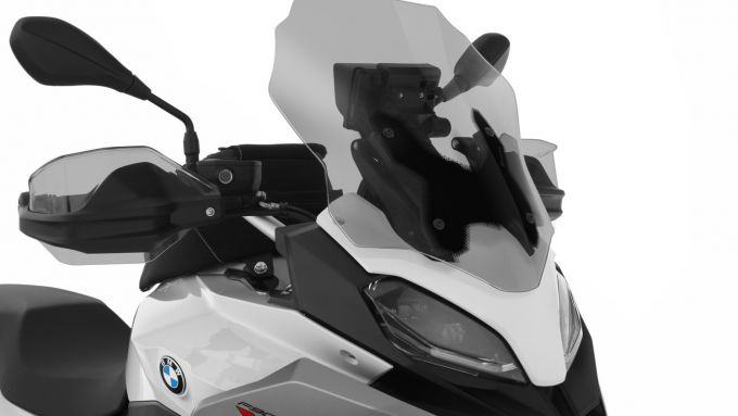 Parabrezza Wunderlich Marathon per BMW F 900 XR