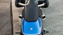 Parafango posteriore della BMW R 18 Dragster by Roland Sands