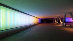 Parc de Exposition Porte de Versailles, il tunnel di accesso