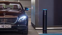Parcheggio autonomo: la colonnina-sensore di Bosch