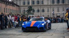 Parco Valentino Salone Auto Torino 2019 è il primo salone dell'auto all'aperto