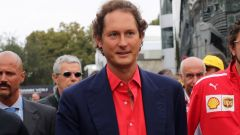 """Parla John Elkann: """"Con Binotto Ferrari più forte"""" - Immagine: 1"""