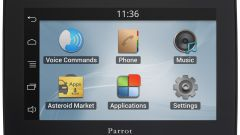 Parrot Asteroid Tablet, Mini e Smart - Immagine: 4