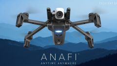 Parrot ANAFI: il drone 4K con gimbal digitale e il peso di 320 grammi - Immagine: 1