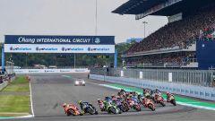 MotoGP 2020: ufficiale il rinvio del GP della Thailandia