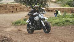 Partiamo con le prove della Hill Climb di Harley-Davidson all'evento Triple S