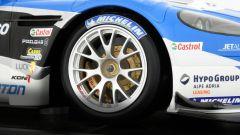 Particolare di Aston Martin DBR9 JET Alliance 2007