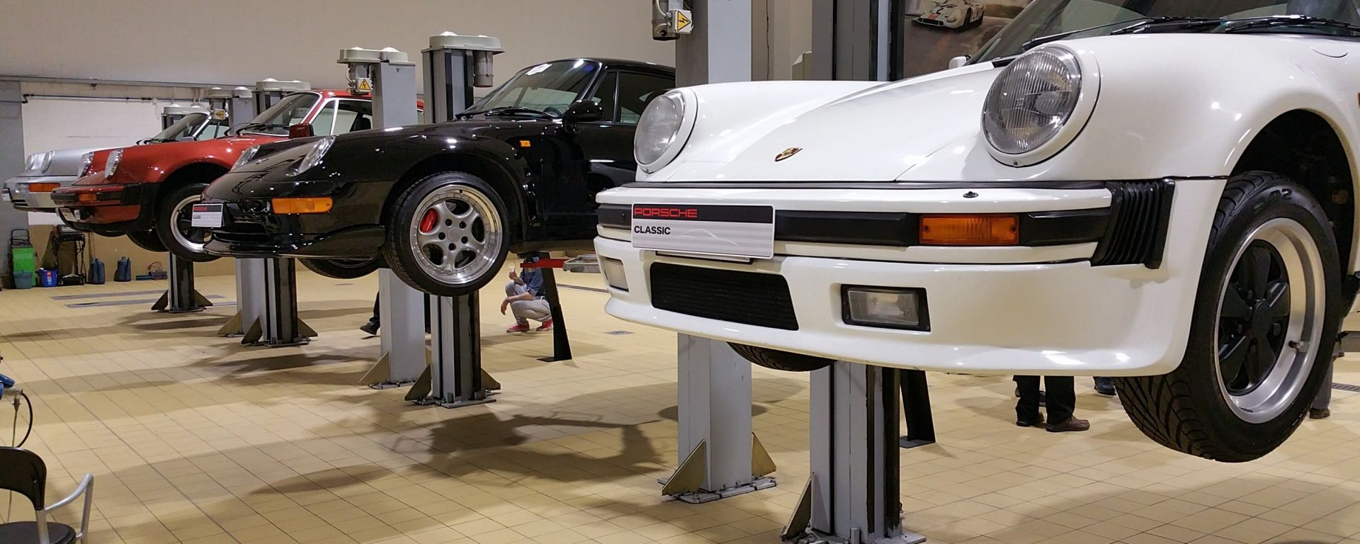 Partner Porsche Classic