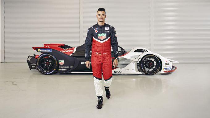 Pascal Wehrlein è il nuovo pilota Porsche Formula E 2021