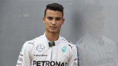 Pascal Wehrlein - Pilota Mercedes AMG F1