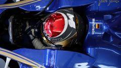 Pascal Wehrlein sulla Sauber C36