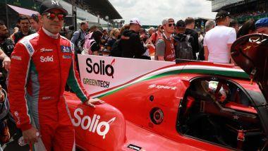 Pastor Maldonado alla 24 Ore di Daytona con il team DragonSpeed