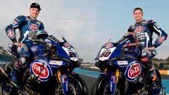 Pata Yamaha Official WorldSBK Team - Immagine: 1