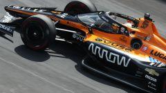 Indy 500, Carb Day: O'Ward e McLaren i più veloci