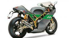 Paton S1R 60°Anniversario: la moto di Dunlop con targa e fari - Immagine: 1