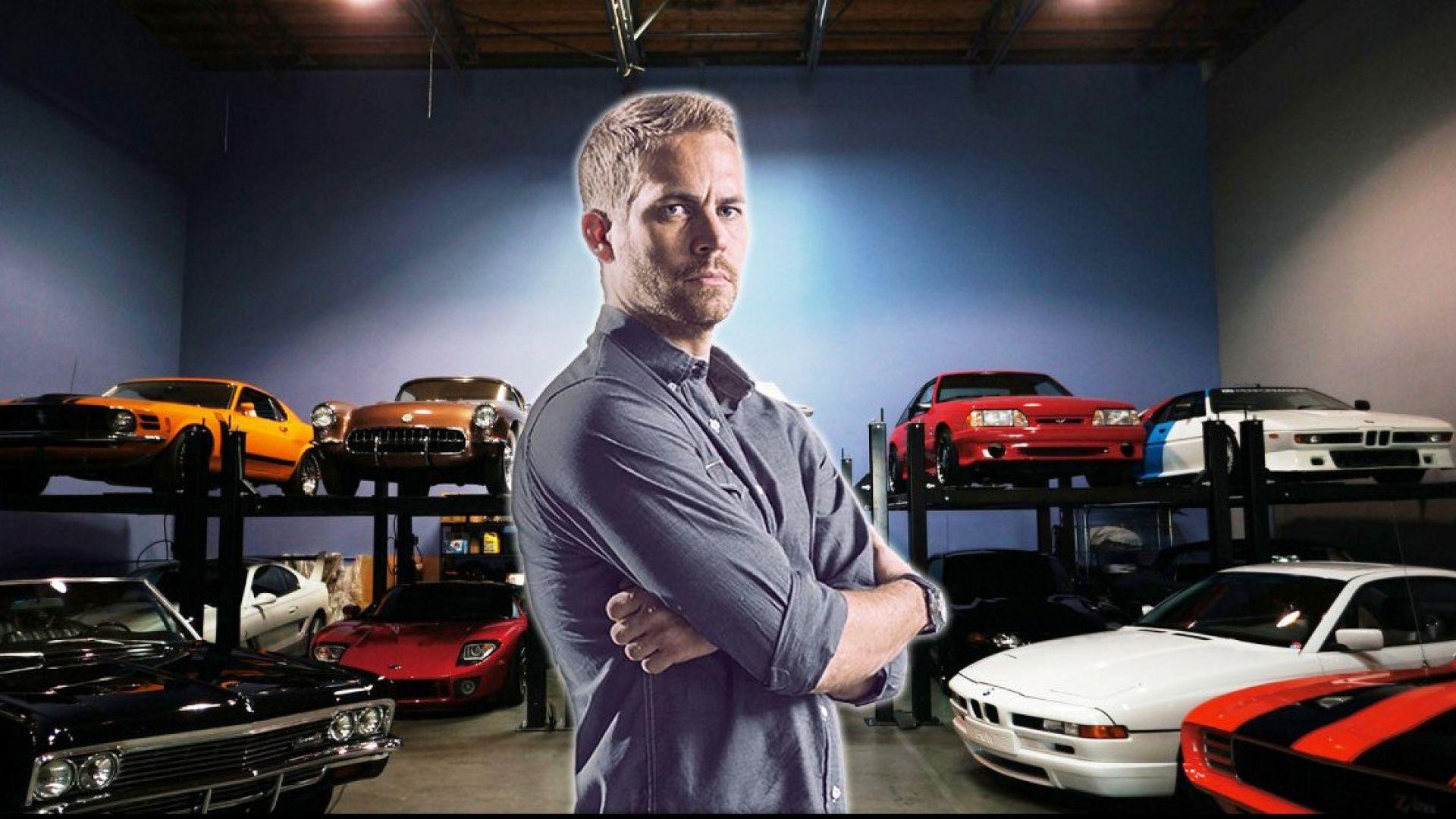 Paul Walker: all'asta la collezione di auto dell'attore ...