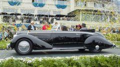 Pebble Beach: è una Lancia Astura Pininfarina la più elegante