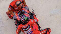 Misano Adriatico, archiviata la prima giornata di test MotoGP