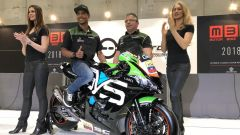 Team Pedercini Racing 2018