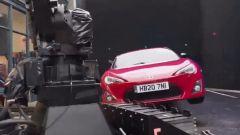 Per la scena di Fast and Furious 9 sacrificate tre Toyota GT86