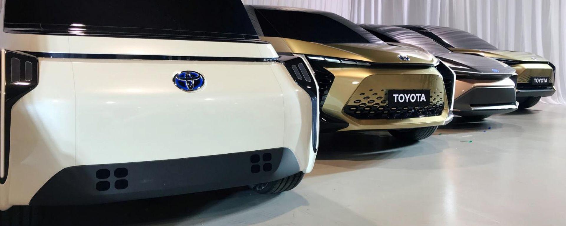 Per Toyota entro il 2025 batterie allo stato solido sulle auto elettriche