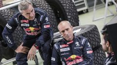 Peterhansel e Sainz - Team Peugeot Total, 3008 DKR Maxi