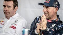 Peterhansel - la punta di diamante del team Peugeot Sport
