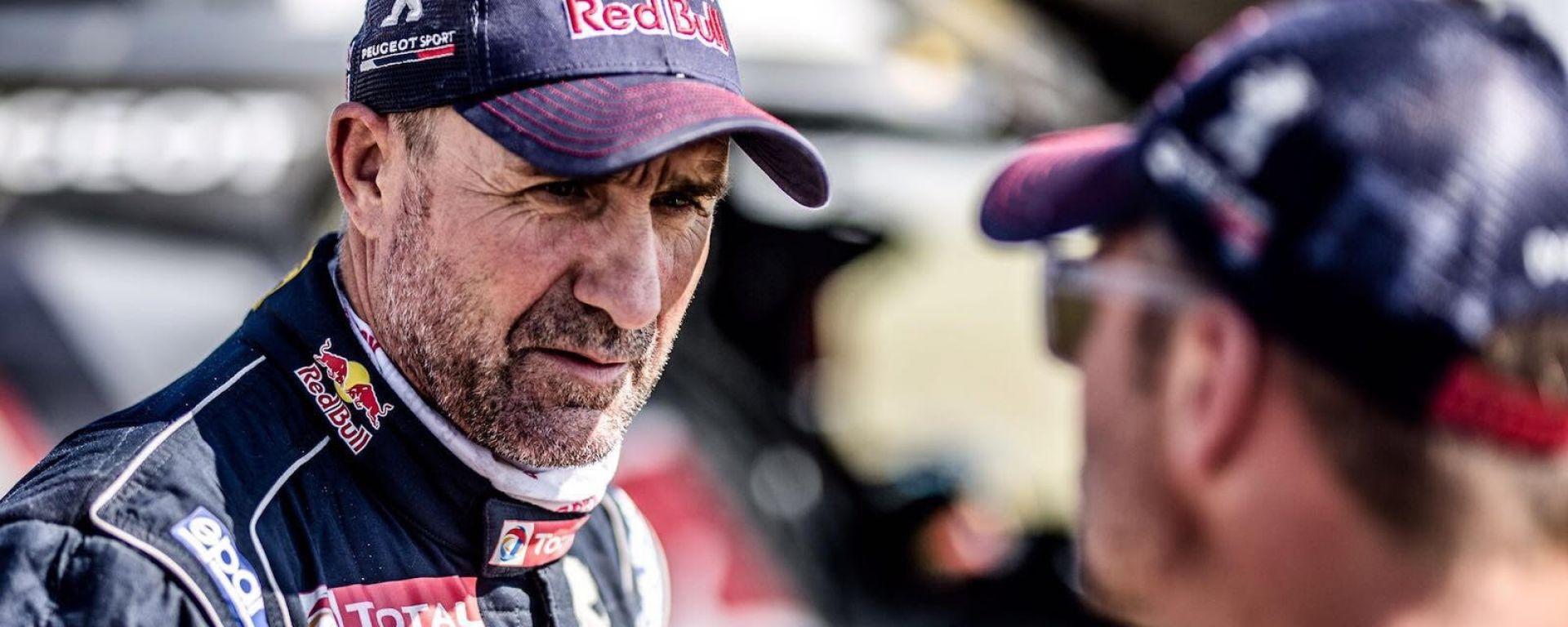 Peterhansel - Team Peugeot Sport