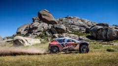 Peterhansel/Elena con Peugeot 2008 DKR16 - Silk Way Rally 2016