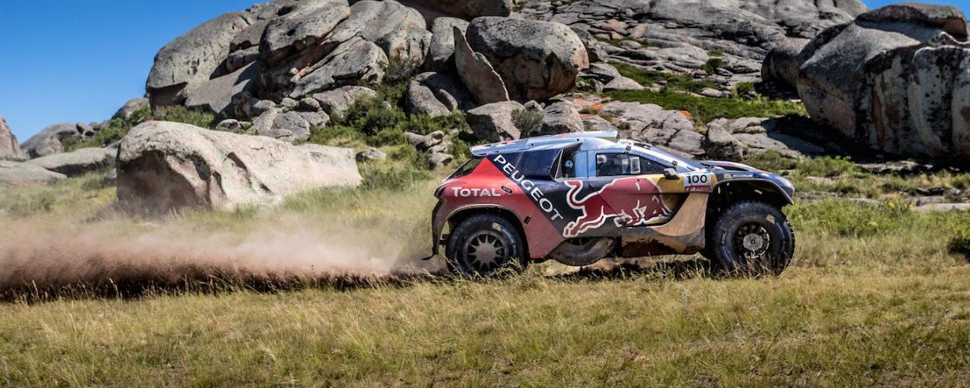 Silk Way Rally Tappa 5: Despres 1° con Peugeot