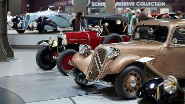 Petersen Automotive Museum, a Los Angeles uno dei musei più grandi al mondo