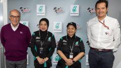 Petronas e MotoGP prolungano il contratto fino al 2020