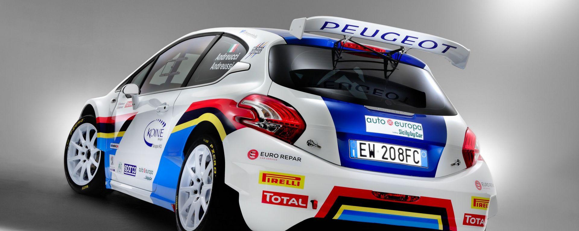 Peugeot: i programmi sportivi 2015