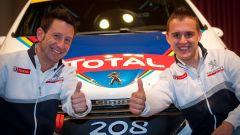 Peugeot: i programmi sportivi 2015 - Immagine: 6
