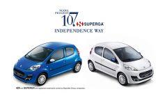 Peugeot 107 Superga - Immagine: 11