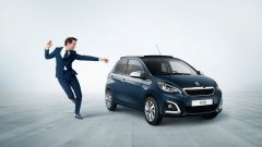 Peugeot 108 Collection: la special con Mika - Immagine: 1