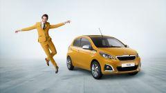 Peugeot 108 Collection: la piccola realizzata in collaborazione con Mika sarà disponibile anche in versione aperta