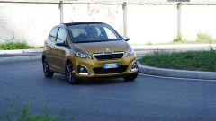 Peugeot 108: la prova dei consumi  - Immagine: 8