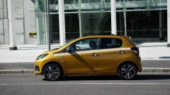 Peugeot 108: la prova dei consumi  - Immagine: 10