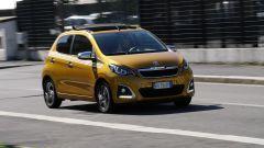 Peugeot 108: la prova dei consumi  - Immagine: 9