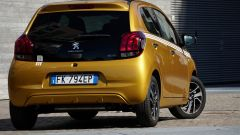 Peugeot 108 Collection Top! 5 porte: posteriore