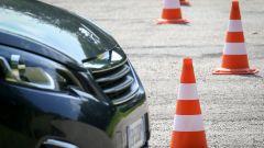 Peugeot 108 e Andreucci in pista alla cieca - Immagine: 10