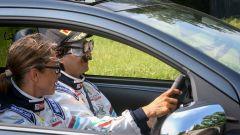 Peugeot 108 e Andreucci in pista alla cieca - Immagine: 17