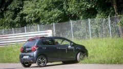 Peugeot 108 e Andreucci in pista alla cieca - Immagine: 18