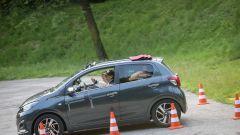 Peugeot 108 e Andreucci in pista alla cieca - Immagine: 44