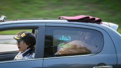 Peugeot 108 e Andreucci in pista alla cieca - Immagine: 45