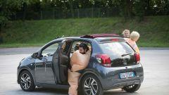 Peugeot 108 e Andreucci in pista alla cieca - Immagine: 46