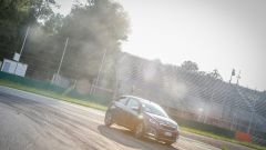 Peugeot 108 e Andreucci in pista alla cieca - Immagine: 51